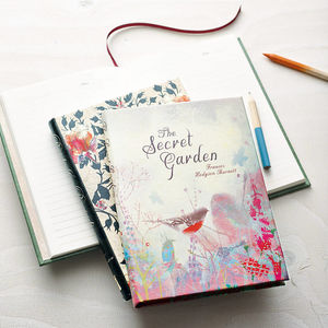 Stunning Hardback Book 2017 Diary Or Notebook - gifts for her