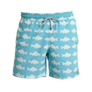 Men's Fish Swimming Trunks