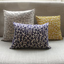 Clover Print Cushion