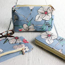 Spring Blooms Make Up Bag