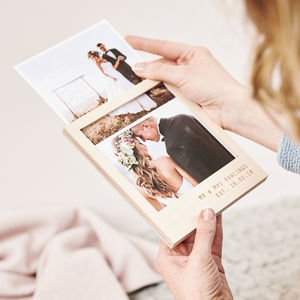 Wedding Photo Display Album - picture frames