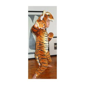 Dragon, Snow Leopard Or Tiger Costumes