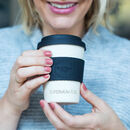 Personalised 'Supermum' Reusable Travel Mug