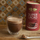 Super Cacao Luxury Hot Chocolate By Rosamond And Ivy