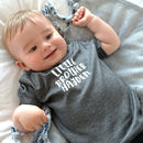 Personalised Little Brother T Shirt