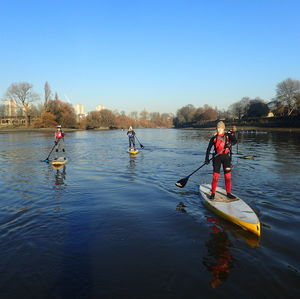 Master Paddleboarding Through London For Two - experiences