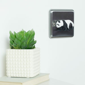 Decorative Panda Dimmer Switch