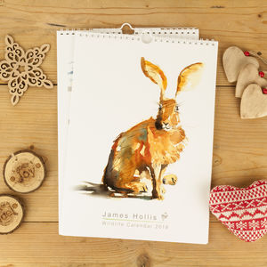 Rabbit Calendar 2018 - 2018 calendars & planners