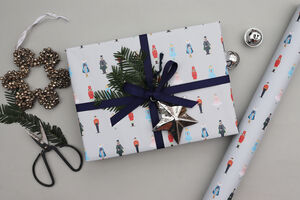 Nutcracker Story Christmas Wrapping Paper