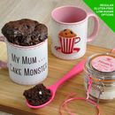 My Mum Cake Monster Cake In A Cup Kit