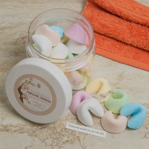 Fortune Cookies Bath Bombs