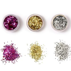 Eutopia Biodegradable Stack Chunky Cosmetic Glitter - make-up