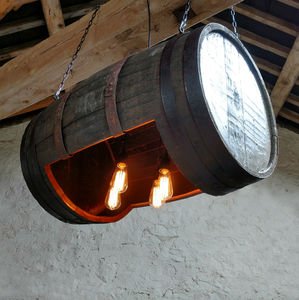 Barrel Light - pendant lights