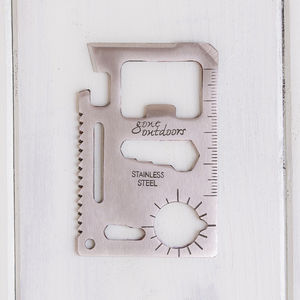 Credit Card Multi Tool And Pouch - shop by price