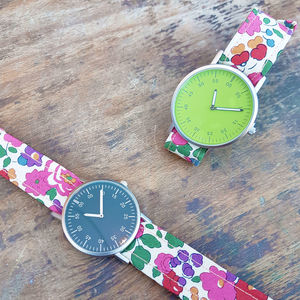 Ladies Florence Strap Watch