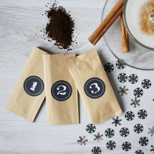 Christmas Coffee Advent Calendar - what's new