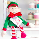 Christmas Elf: Watching If You've Been Naughty Or Nice