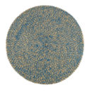 Cornflower Blue Jute Placemat