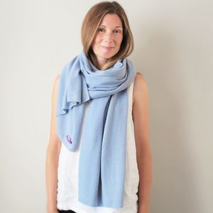 100% Cashmere Wrap Shawl - accessories