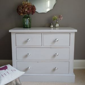 Chest Of Drawers Hand Painted ~ Any Colour