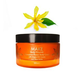 Body Nourish Champaca Flower Body Cream