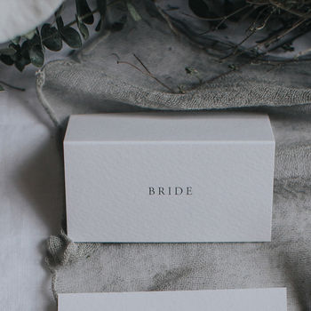 Elegance Place Cards