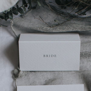 Elegance Place Cards - wedding stationery