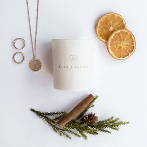 Nutmeg, Orange And Cinnamon Jewellery Candles - top unique gifts