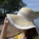Honeymoon Personalised Holiday Hat