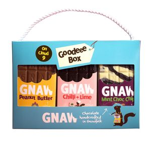 'On Cloud Nine' Gnaw Chocolate Gift Box - chocolates & confectionery