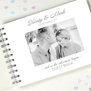 Wedding Guest Book - albums & guest books