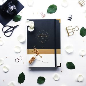 2017 'Ceo Of My Own Life™' Planner Black Elegance - 2017 diaries