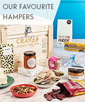 our favourite hampers