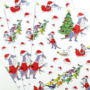 Santa Claus Christmas Wrapping Paper