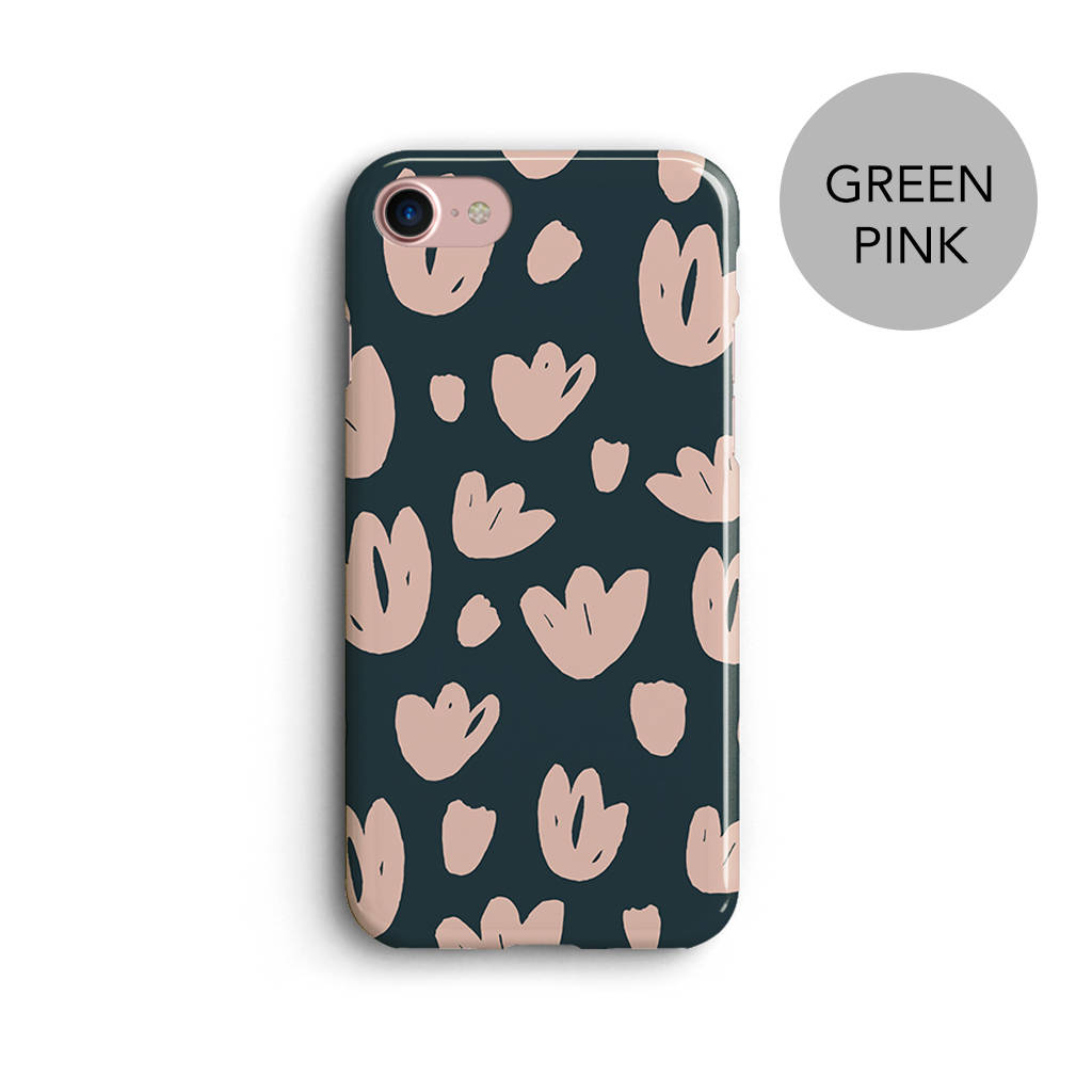 new style 2d6e4 dbe82 Floral Tulip Phone Case, More Colours