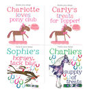 Personalised Pony Club Bag Design choices