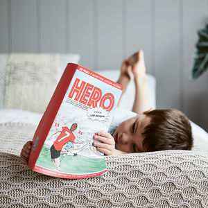 Create Your Own Personalised Football Comic Book - top unique gifts