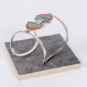Beautifully Bohemian Sunset Cuff