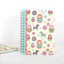 Russian Doll Note Book