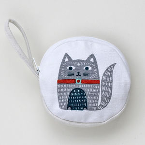 Mr Pawkins Coin Purse