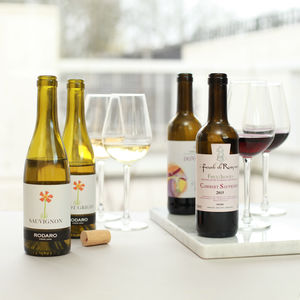 Wine Tasting Box - what's new