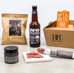 Cider Man Box - new lines added