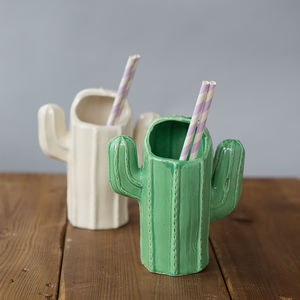 Cactus Cocktail Mug - stocking fillers