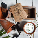 Rosemary, Thyme And Terracotta Pots Collection Gift Box