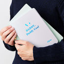 Personalised Daddy Cool Foiled Notebook