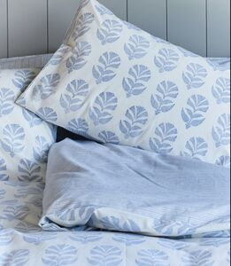 Itars Reversible Print Duvet Cover Double