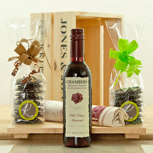 Chambers Rosewood Rutherglen Old Vine Muscat Hamper