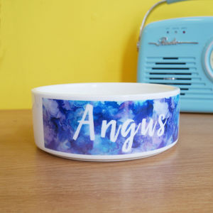Personalised Pet Bowl Inkspell