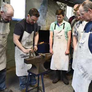 Forging And Wine Tasting For Two - experience gifts