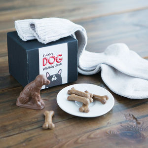 Personalised Dog Walking Gift Socks - winter sale
